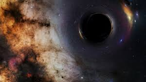 Resultado de imagen de El espaciotiempo se distorsiona en presencia de grandes masas