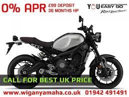 yamaha xsr900 abs 36 months 0 apr finance 99 deposit call for best uk