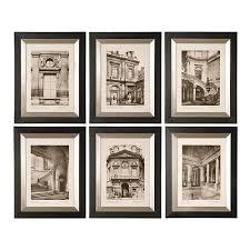 mistana polystone mirror fr new framed wall art sets