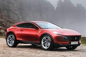 Ferrari Purosangue Suv 5 New Details Revealed The Supercar Blog
