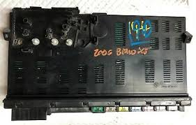 2013 2014 ford focus st turbo ecoboost oem bcm body control module 2006 bmw x5 fuse relay box bcm body control module oem 190