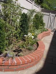Small Picture View Brick Wall Designs For Gardens Decor Modern On Cool Fresh