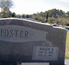 Maggie Frances Brannon Foster (1897-1962) - Find A Grave Memorial