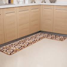 classy here s what no one tells you about l shaped rugs for kitchens l shaped kitchen