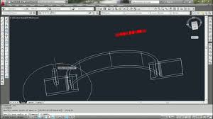 autocad 3d simple door handle modeling