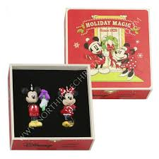 disney mickey and minnie mouse collection komozja family limited edition north pole uk
