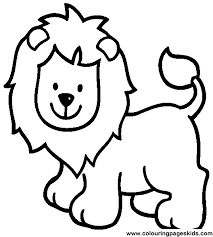 Small Picture Simple Coloring Book Pictures Coloring Pages