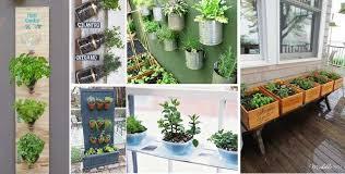 Small Picture 17 Amazing Herb Garden Design Ideas