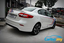 2018 renault fluence. perfect 2018 on the exterior fluence formula edition features a fivepiece body  kit customised blue and red coloured decals muffler cutter twotoned black  for 2018 renault fluence