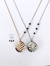 black onyx aromatherapy locket in rose gold or stainless steel essential oil diffuser necklace chevron diffuser locket with onyx
