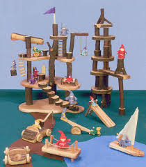 waldorf inspired toy round up dollhouses treehouses