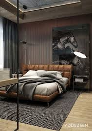 The Chic Technique: Sultry But Masculine Bedroom