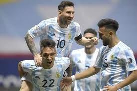 Argentina vs Brazil: Copa America Final