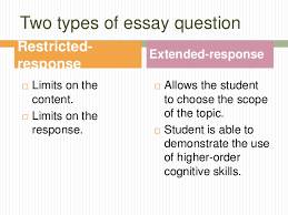 drafting your personal essay health professions and prelaw restricted response essay questions examples