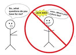 Good Questions To Ask The Interviewer The Worst Questions You Can Ask Your Future Employer In A