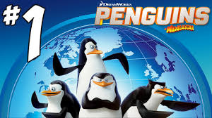 Small Picture Penguins of Madagascar Video Game Walkthrough PART 1 Cheezy