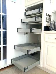 pull out shelves for pantry closet cabinet pull out shelves pantry organizer fabulous pull out shelves