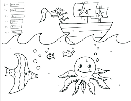 Summer Safety Coloring Pages Collection Of Safety Worksheets For ...