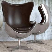 original restoration hardware egg chair restoration hardware leather chair u boomer blog rhboomerblogcom the look for