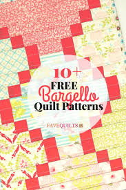 Free Bargello Quilt Patterns
