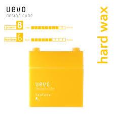 Uevo Design Cube Uevo Design Cube Hard Wax 80g