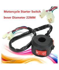 Kill Light Com Kill Light Starter Choke Switch Black Inner Diameter 22mm