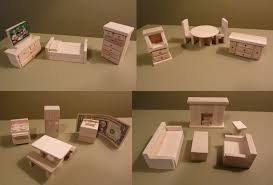 how to build miniature furniture. How To Build Dollhouse Furniture. Image Of: Wood Furniture Plans Miniature