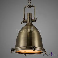 industrial 1 light dome shade pendant light frost glass diffuser beautifulhalo com