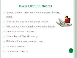 Travel Invoices Interesting Travel Management System A Product By Srujan InfoTech Ppt Download