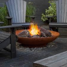 bol fold fire table