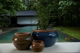 earthware pottery