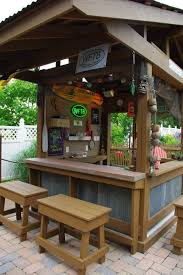How To Light Up A Gazebo 31 How To Diy A Light Up Outdoor Bar Using Pallets Outdoor
