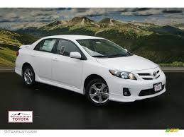 Toyota Corolla 2013 White - image #239