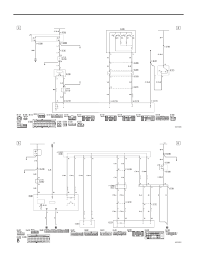 Auto cruise control system <a t lhd > circuit diagrams