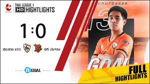ดูไฮไลท์ฟุตบอล คู่ สิงห์ เชียงราย ยูไนเต็ด พบ พีที ประจวบ ลีค ฟุตบอลไทยลีก  วันที่ 2020-09-12 ไฮไลท์บอลล่าสุด เมื่อคืน วันนี้ ทุกคู่ ทุกแมชต์  เร็วที่สุด คมชัดที่สุด