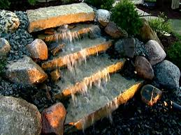 diy backyard water feature. Perfect Water On Diy Backyard Water Feature M