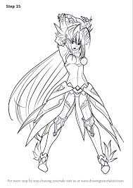 Small Picture Learn How to Draw Rossweisse from High School DxD High School DxD