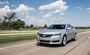 2014 Chevrolet Impala 2.5 LT Test – Review – Car and Driver