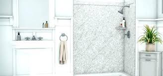 install shower wall panels over tile shower wall panel granite shower wall panels 5 myths about