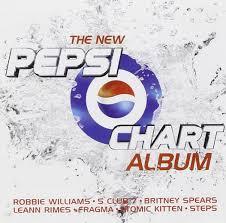 Various Artists New Pepsi Chart Album Amazon Com Music