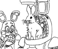Coloring Pages Of Fnaf At Getdrawingscom Free For Personal Use