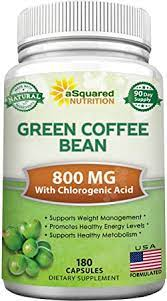 Green coffee bean helps many people achieve their weight loss goals. Amazon Com Natural Green Coffee Bean Formula 180 Capsules Max Strength Gca Antioxidant Cleanse For Pure Weight Loss 800mg Per Pill With Chlorogenic Acid 1600mg Daily Supplement Healthy Fat