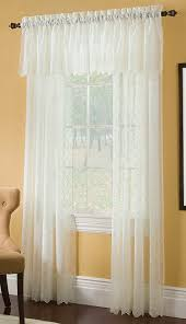 mystic crushed voile curtains 53 w x 84 l panel 11 99