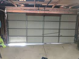 during our inspection and cable and hinge repair we also went ahead and replaced the garage door springs as well the springs were old and weak