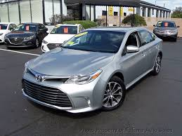 2016 Used Toyota Avalon XLE Premium at Fafama Auto Sales Serving ...