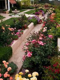 Small Picture Rose Garden Design Ideas Small Rose Garden Ideas Garden Design
