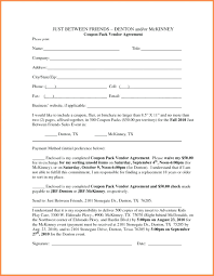 Business Contract Agreement Template Business Contract Template For Partnership 6