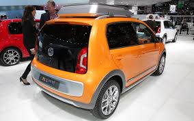 First Look: Volkswagen Up! Concepts - Automobile Magazine