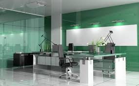 modern office designs photos. white and green colors for contemporary office design modern designs photos 0