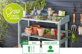 grow your own herb garden